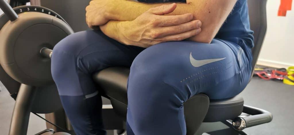 טיפול בכאבי ברכיים על ידי חיזוק במדימקס