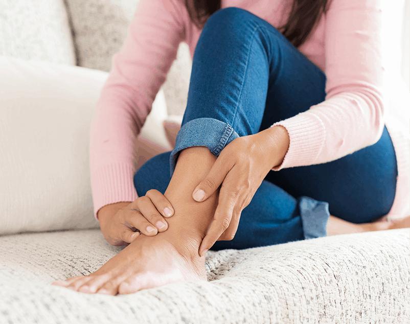 פיזיותרפיה לקרסול לאחר נקע או שבר
