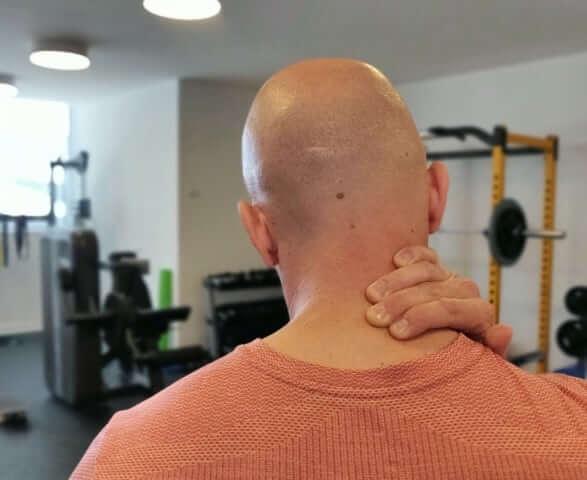 כאבים בצוואר