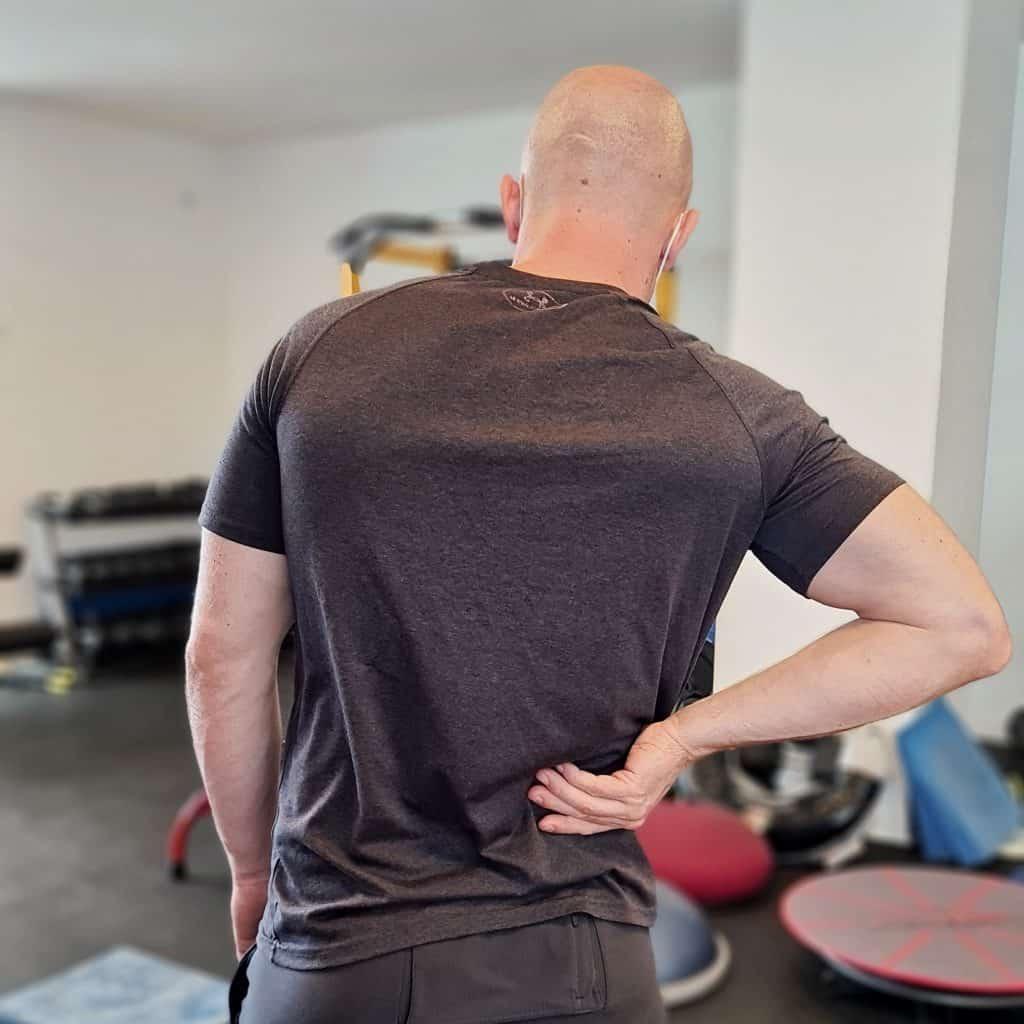 טיפול פיזיותרפיה בכאב גב תחתון