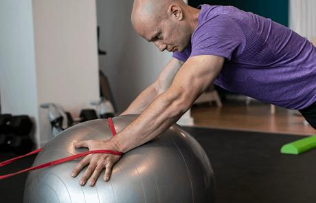 3 דרכים להתמודדות עם כאב בזמן אימון
