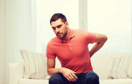 כאב גב אקוטי: מה עושים ומתי חייבים לגשת למומחה?